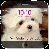 Puppy Slider Screen Lock APK for Bluestacks