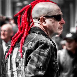 Punk's not dead by Eduard Andrica - People Street & Candids