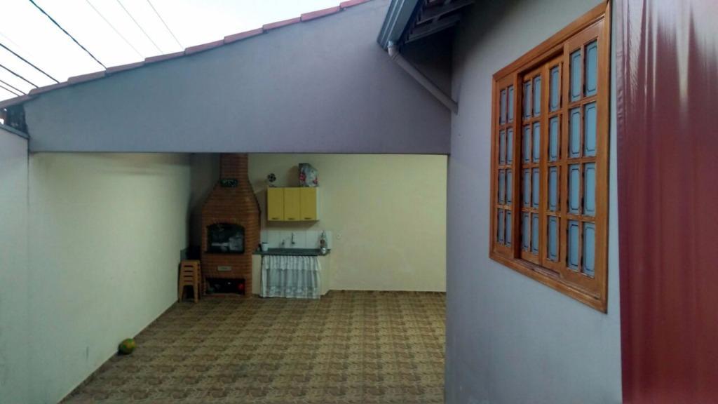 Casa com 2 dormitórios à venda ou locação - Jardim Estádio - Jundiaí/SP