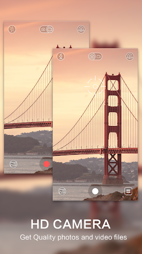 HD Camera Ultimate for Android screenshot 1