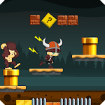 Super Viking Magic Kingdom run APK Image