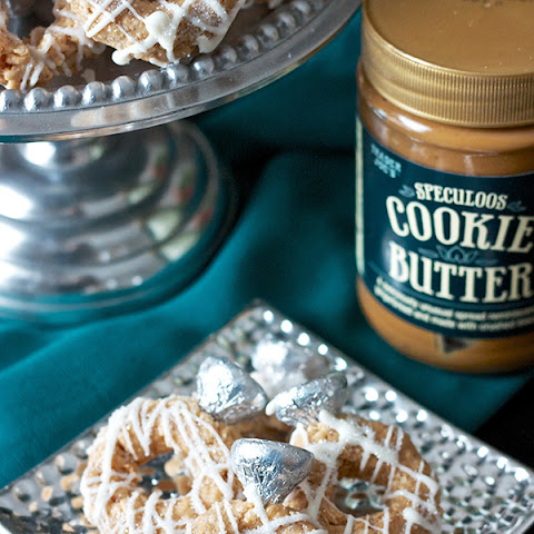 Engagement Ring Cookie Butter Rice Krispies
