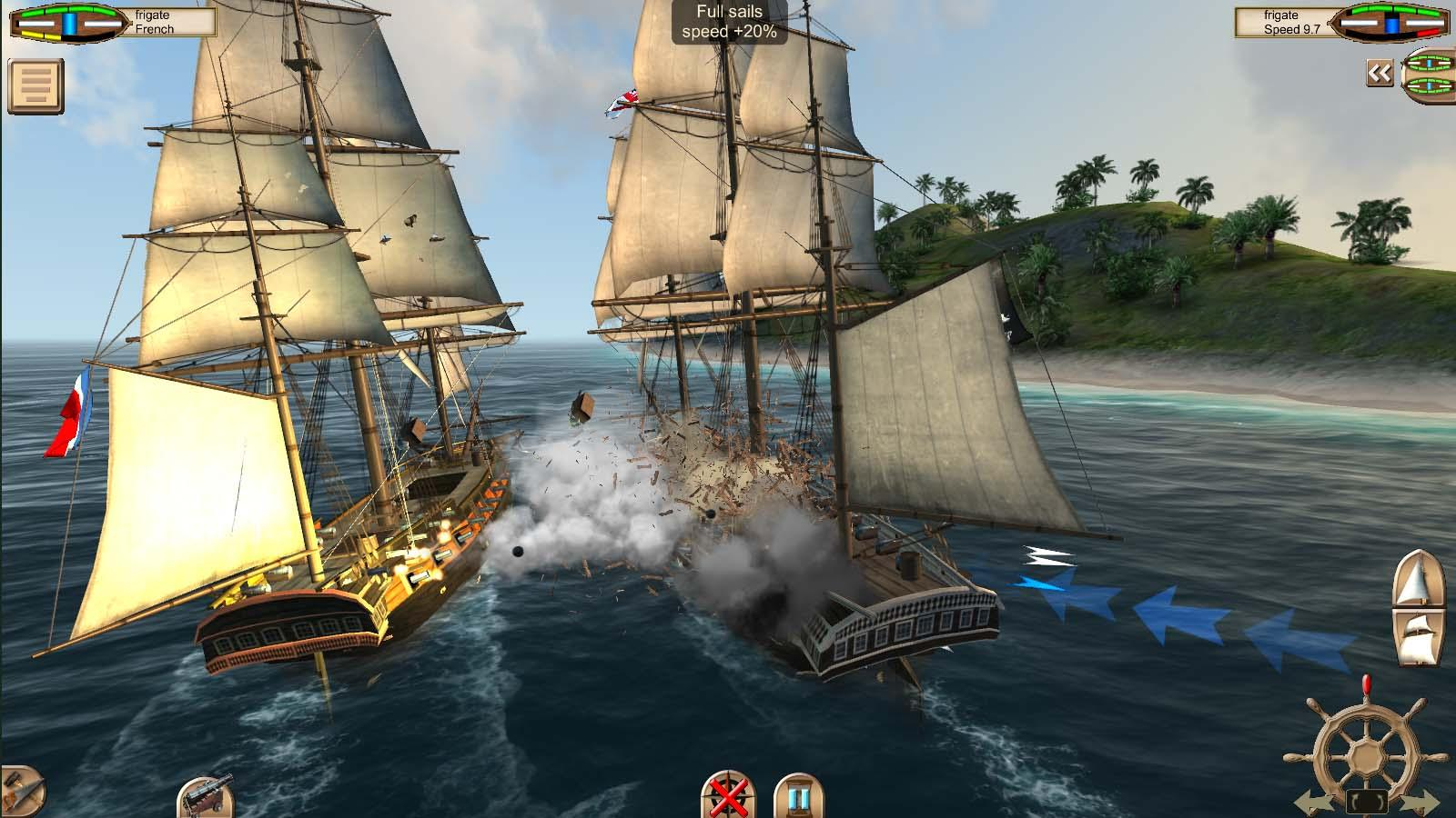 The Pirate: Caribbean Hunt Screenshot 4