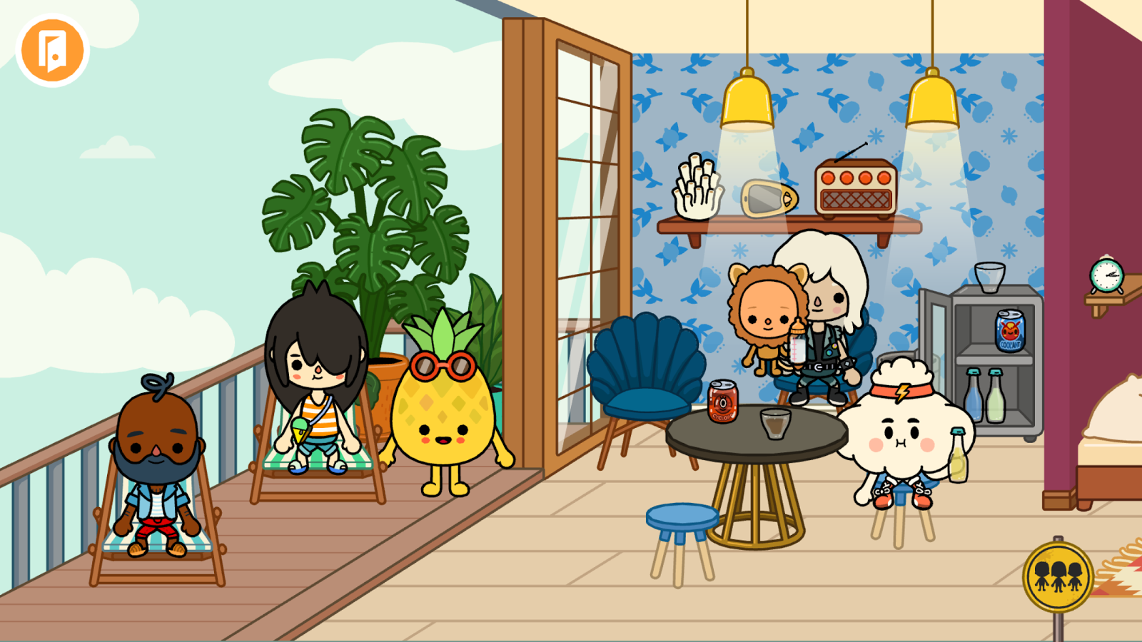 Toca Life: Vacation Screenshot 5
