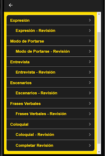 Spanish to English Speaking: Aprende Inglés Rápido screenshot 12