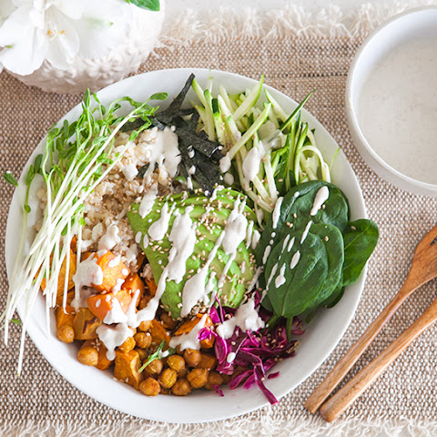 Macrobiotic Lunch Bowl