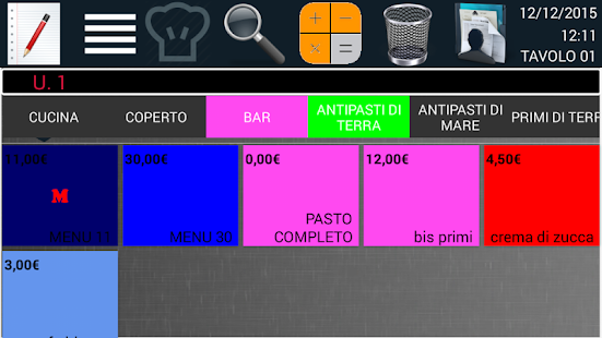 Apicio - screenshot