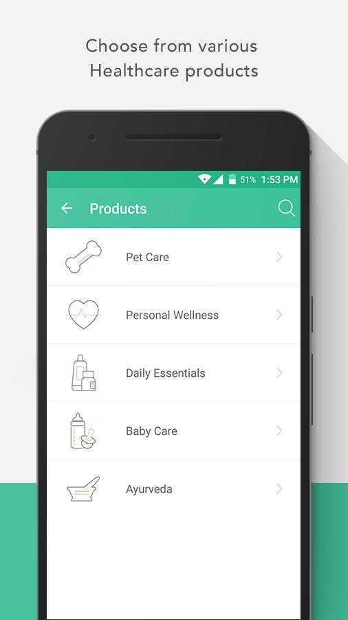Pluss - Healthcare at Home Screenshot 2