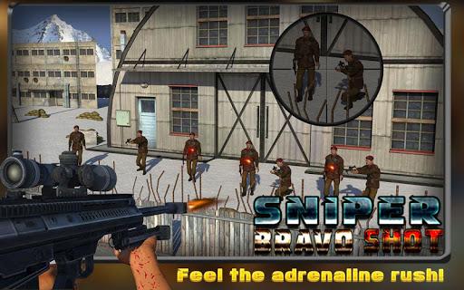 Sniper Bravo Shot - screenshot