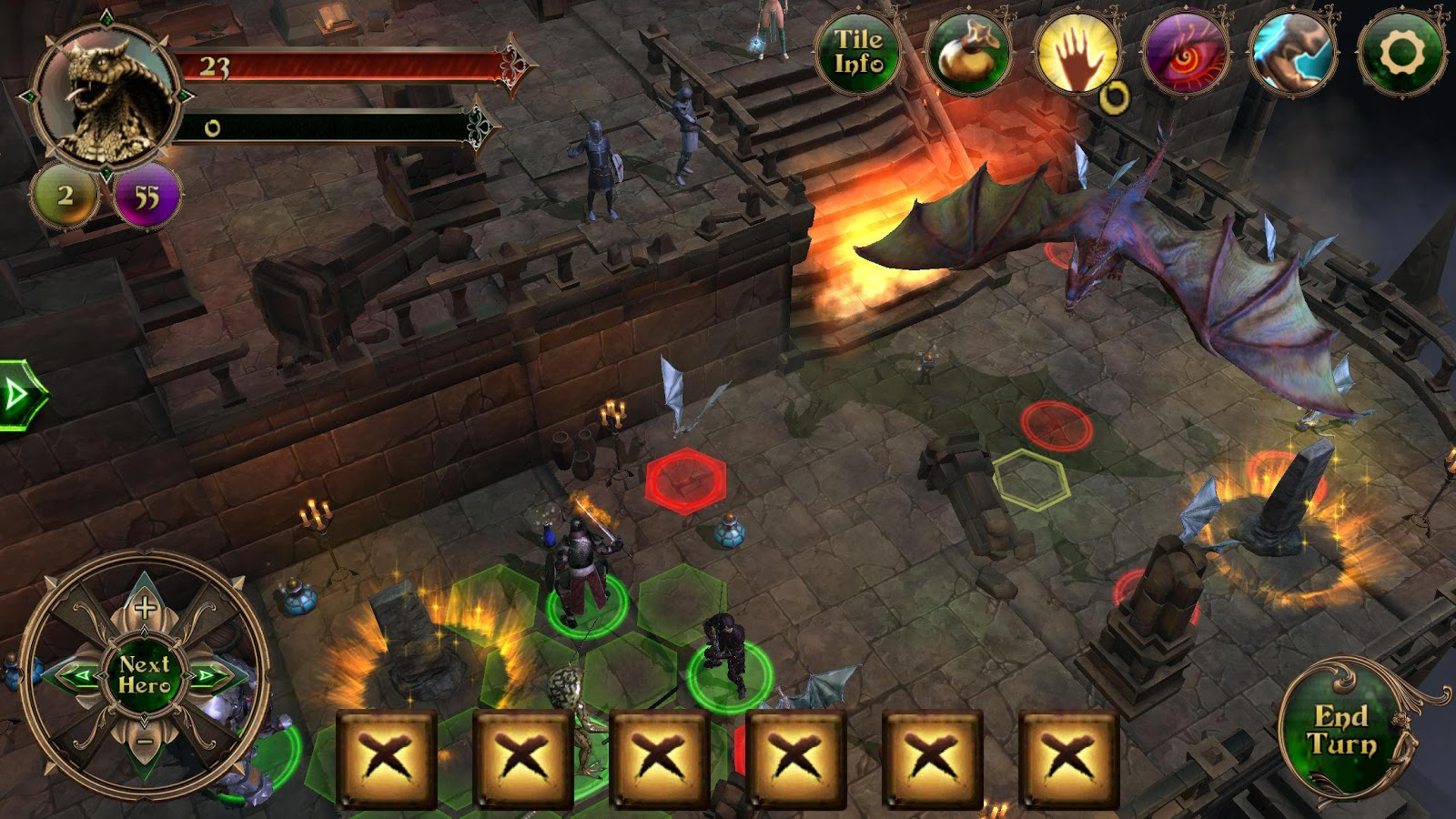 Demon's Rise 2 Screenshot 3