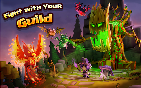 Dungeon Boss – Fantasy & Strategy RPG APK for Kindle Fire
