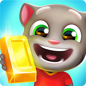 19.  Talking Tom Gold Run