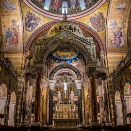 Cathedral Basilica by Darrin Ralph - Buildings & Architecture Places of Worship ( catholic, church, jesus, cathedral, worship )
