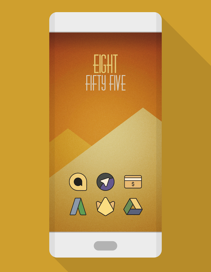 DARKMATTER VINTAGE - ICON PACK Screenshot 3