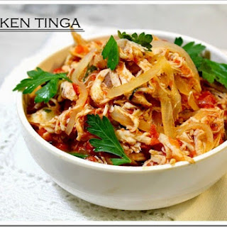Chicken Chipotle Tinga Recipes
