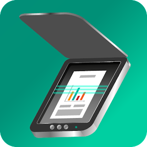 Fast scanner - scan files and photos Icon