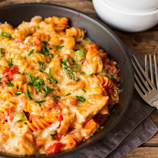 Chicken Pasta Peas Recipes
