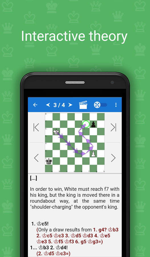 Total Chess Endgames 1600-2400 Screenshot 2