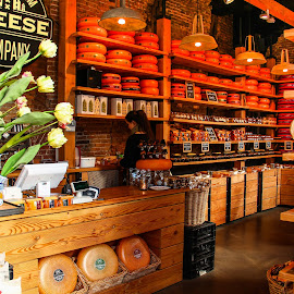 Cheese Company, Amsterdam by Susana Marchiori - Food & Drink Meats & Cheeses