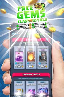 App Gems for Clash Royale . Prank apk for kindle fire