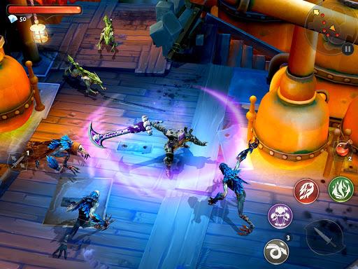 Dungeon Hunter 5 – Action RPG screenshot 6