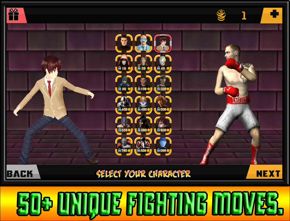 Ultimate Fight: Fighting Games Screendshot 2