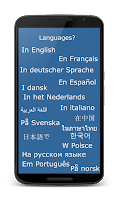 Screenshot of Frankfurt Flight Information