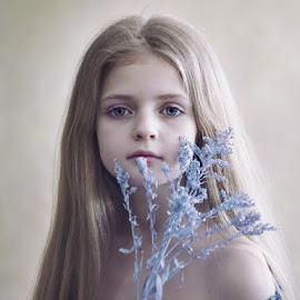 Angelina by Valentyn Kolesnyk - Babies & Children Child Portraits