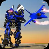 Game Police Robot Aircraft War APK for Kindle