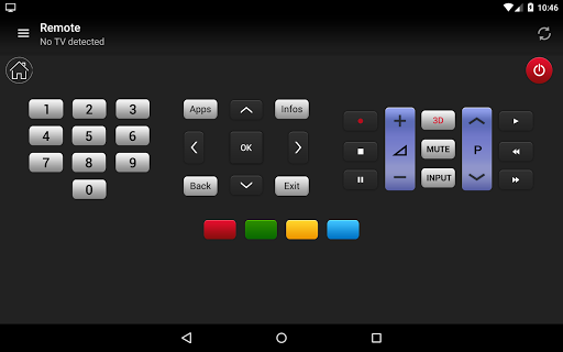 Remote for LG TV screenshot 4