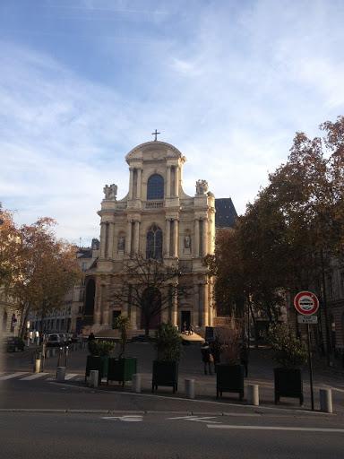 photo de Saint Gervais - Saint Protais (Fraternités Monastiques de Jérusalem)