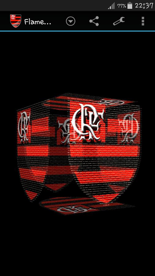3D Flamengo Live Wallpaper android apps download