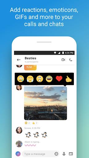 Skype - free IM & video calls screenshot 2