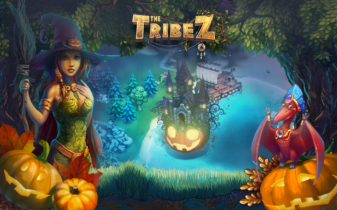 The Tribez: Build a Village Screenshot 8
