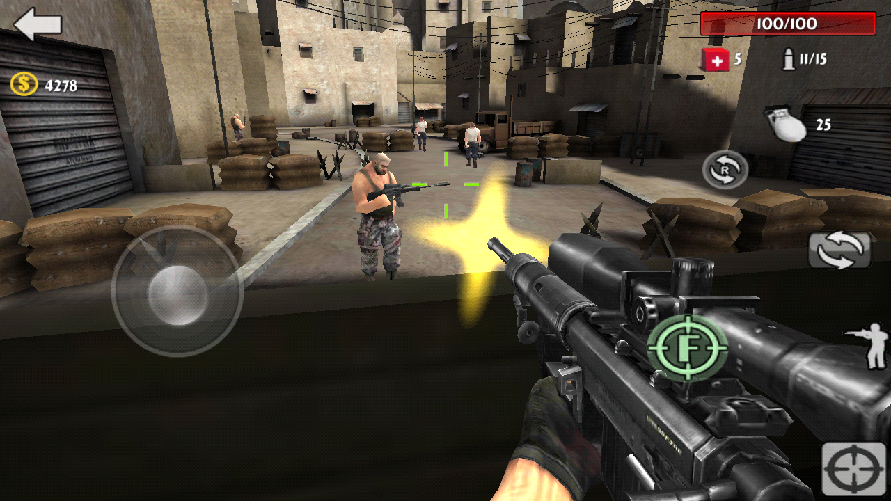 Sniper Killer War Screenshot 11