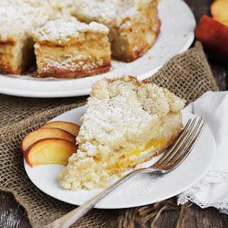 Peach Cake Heavy Cream Recipes