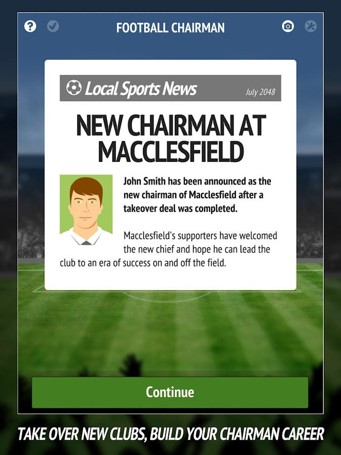 Football Chairman Pro Screenshot 8