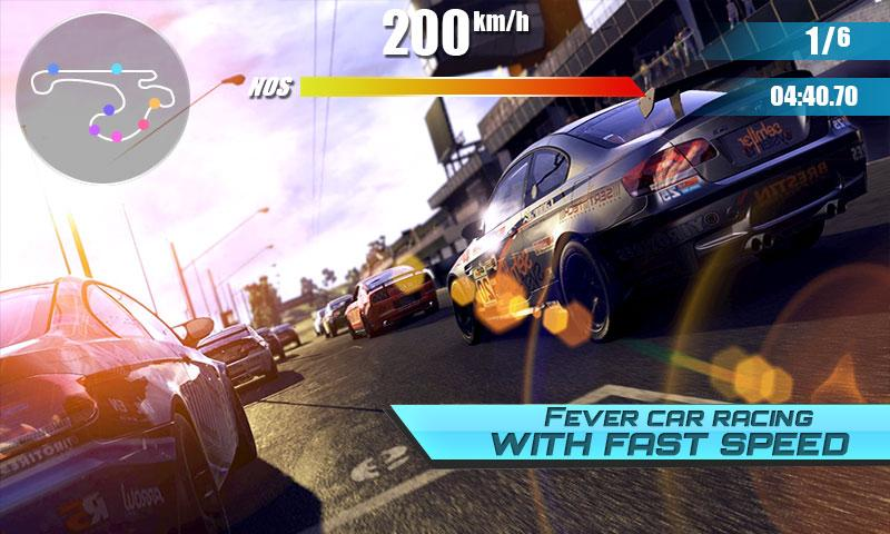 Real Speed Car Racing Screenshot 1