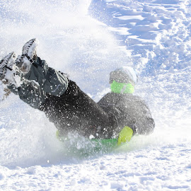 by Chris Badea - Sports & Fitness Snow Sports