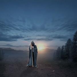 secret by Iwan Setiawan - Digital Art People