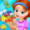 Kids Supermarket Shopping Game