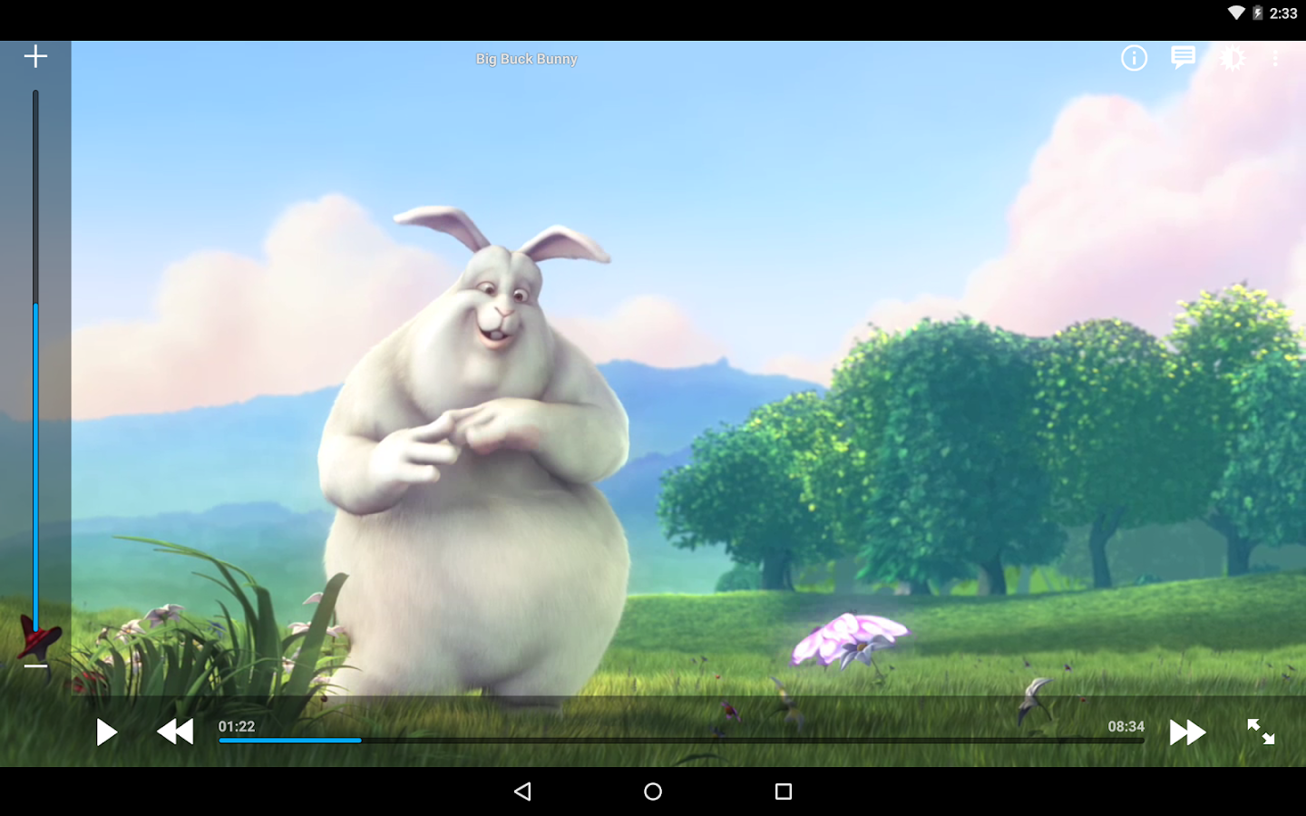 Archos Video Player Screenshot 8