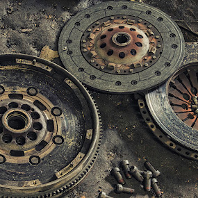 Gears by Josh Hilton - Products & Objects Industrial Objects ( car, art, parts, gears, transmission )