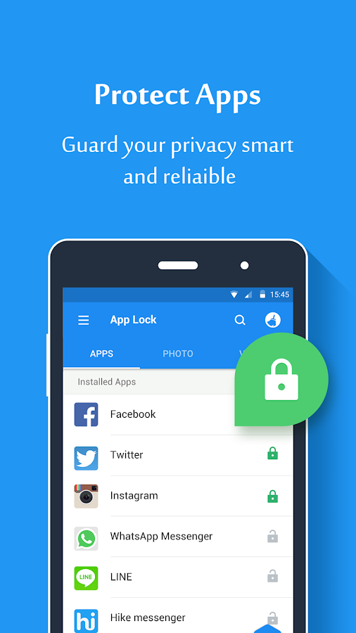 AppLock pro - privacy & vault Screenshot 0