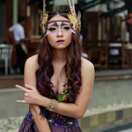 Makeup Design by John Toh - People Fashion ( fashion, event, makeup, people, portrait )