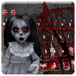 Horrible Bloody Mary Keyboard Icon