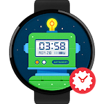 Astrobot 1 watchface by Astrobot Icon