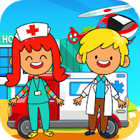 My Pretend Hospital - Kids Hospital Town Life FREE For PC Free Download (Windows/Mac)