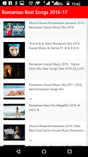 Romanian Best Songs - screenshot