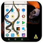 Download Snake off screen joke - snake moving on screen APK for Laptop